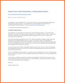 letter of recommendation for high school student 6 recommendation letters for high school students