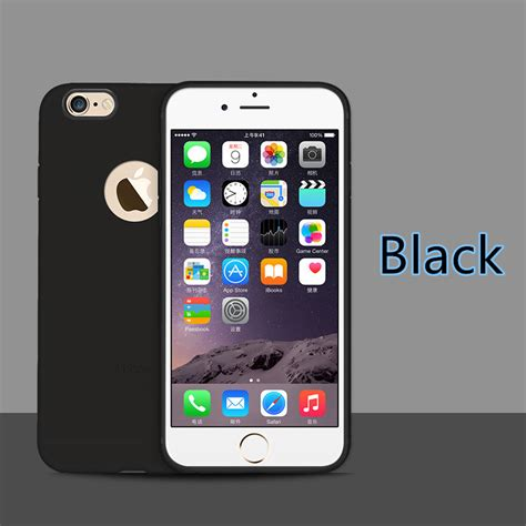 iphone for cheap cheap black 2015 new silicone iphone 6 and 6 plus cases or