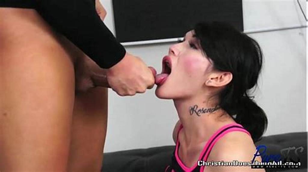 #Shemale #Facial #Compilation