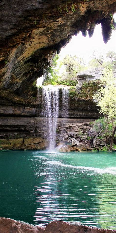 Hamilton Pool Outside Of Austin Texas 29 Surreal Places