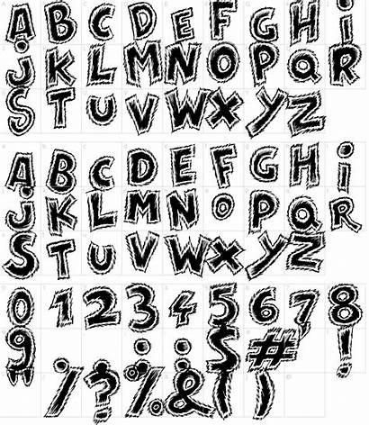 Font Destroy Fonts Frozen Fon Fontmeme Character