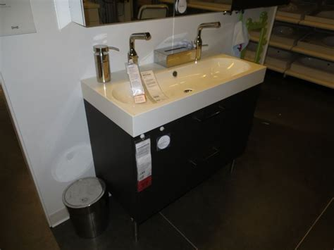 One Sink With Two Faucets by Ikea Vanity Single Bowl Faucet Bathrooms