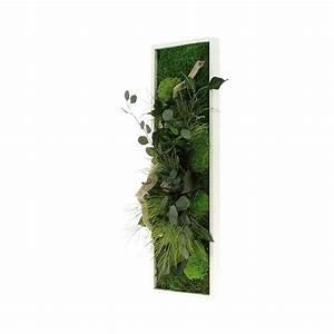 Tableau Végétal Mural : tableau v g tal stabilis nature panoramic cadre v g tal ~ Premium-room.com Idées de Décoration
