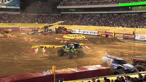 monster truck jam philadelphia monster jam grave digger monster truck 39 s winning