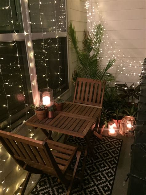 pin  sloansayswhat  small apartment balcony decor