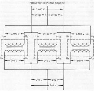3 Phase Transformer Wiring Diagram 277 480
