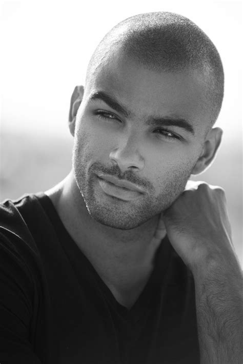 Hair Inspiration: The Classy Shaved Head - Hommes