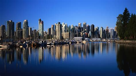 Vancouver Hd Wallpaper Wallpapersafari