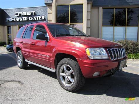 2002 inferno tinted pearlcoat jeep grand overland 4x4 39059814 gtcarlot