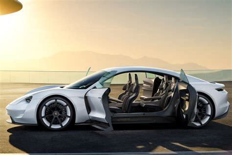 porsche mission e wheels porsche unveils all electric concept mission e wheel rush
