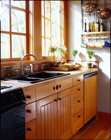the kitchen orcas island orcas island cabin 6067