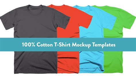 cotton bureau t shirt mockup template 40 free t shirt mockups psd templates for your online