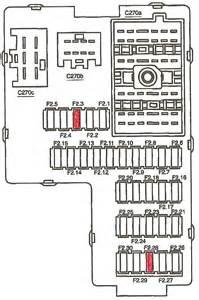 2004 Ford Explorer Fuse Box Diagram