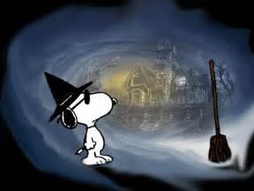 Snoopy Charlie Brown Halloween