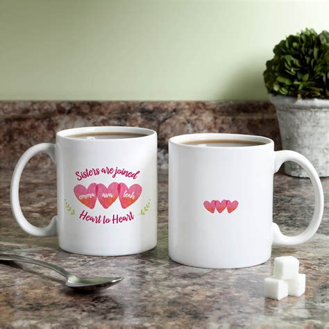 Three sister's cafe and catering serves amazing sandwiches salads and soups. Three Sisters Personalized Coffee Mug - Walmart.com ...