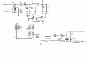Problem In Ac Fan Speed Control Using Zcd And Atmega8a  When Running On Inverter