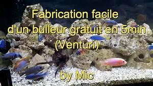 Bulleur Pour Bassin : bulleur venturi gratuit pour aquarium youtube ~ Premium-room.com Idées de Décoration