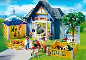 animal clinic playmobil animal clinic 4343 by playmobil usa inc for 59