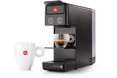 Expresso Illy Y3.2 Noire (4329945)