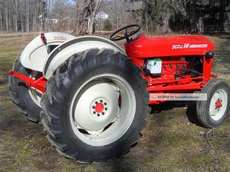 ford  powermaster tractor