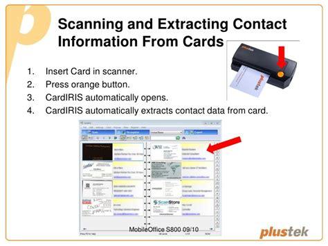 Plustek Mobileoffice S800 Business Card Scanner Business Letter Template For Word Logo Hats Coasters Of Interest Mouse Pads Mockup Formal Pdf Expansion