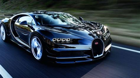 From 0 A 350 Km  H With The Bugatti Chiron  Locos Engine