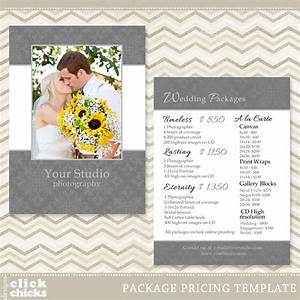 wedding pographer pricing guide With wedding photography pricing guide template