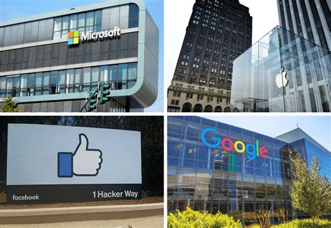 Ranking the 25 biggest tech companies in the world by ...