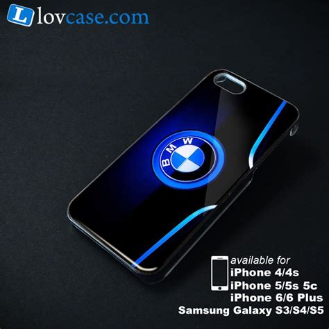 Bmw Blue Logo Phone Case Apple Iphone Series Samsung