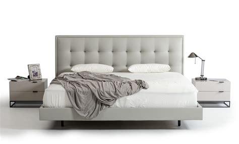 Exclusive Leather Luxury Platform Bed New York New York V-hera