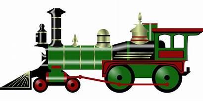 Steam Train Engine Toy Pixabay Transportation Vector