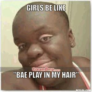 Shaved Head Meme - bald head jokes kappit