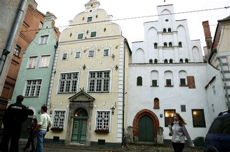 Rīgas ēku komplekss