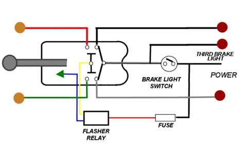 Brake Light Wiring With Wire Turn Signal Help The