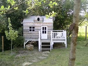 Cabane Exterieur Enfant : cuisine cabanes pour les enfants diaporama photo ~ Melissatoandfro.com Idées de Décoration