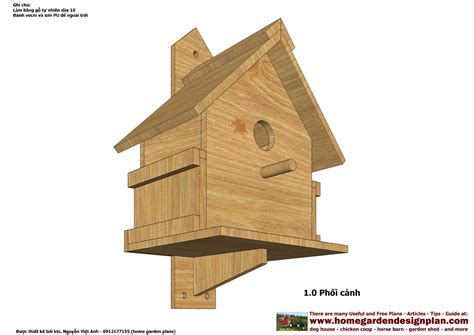 bird house plans   build diy woodworking blueprints