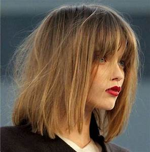 Fringe Hairstyle Haircuts With Bangs To Try Now