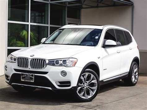 Pre-owned 2017 Bmw X3 Xdrive35i Sport Utility In Bellevue