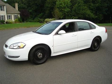 sell   chevrolet impala police  remaining