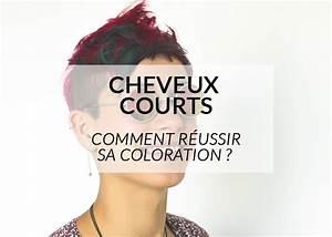 Coloration Cheveux Court : comment colorer les cheveux courts color mania ~ Melissatoandfro.com Idées de Décoration