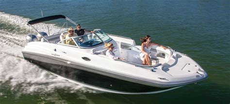 research  hurricane deck boats sundeck sd