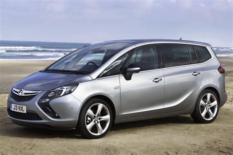 opel zafira all new 2012 opel zafira 7 seater minivan with revised car