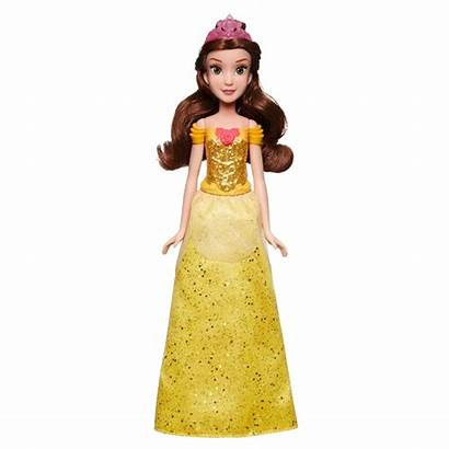 Belle Princess Disney Doll Shimmer Royal Toys