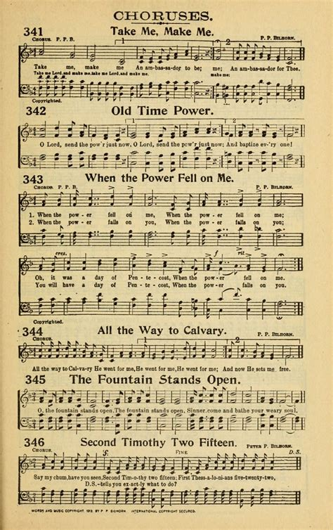 All The Way To by All The Way To Calvary He Went For Me Hymnary Org