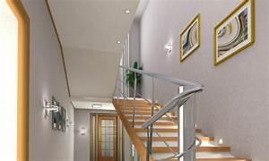 deco cage escalier 50 interieurs modernes et contemporains With amazing couleur pour cage d escalier 10 deco cage escalier 50 interieurs modernes et contemporains
