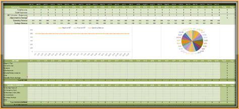 printable weekly budget planner spreadsheet worksheet