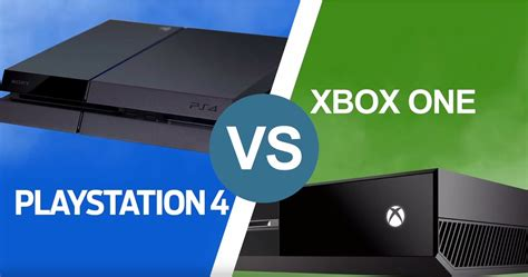 ps4 vs xbox one year two