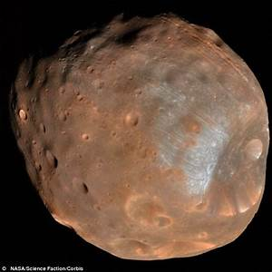 Mars is destroying its moon Phobos as surface hints ...