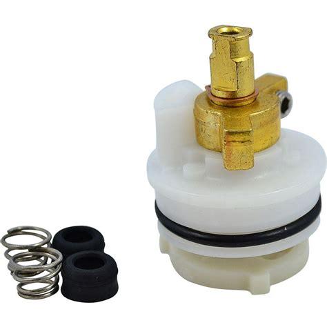 delta faucet cartridge partsmasterpro cartridge for delta scald guard 58375 the
