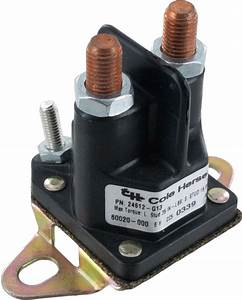 Cole Hersee Solenoid 24612